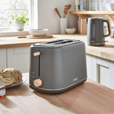 Tower Scandi Toaster Lakes Home Centre