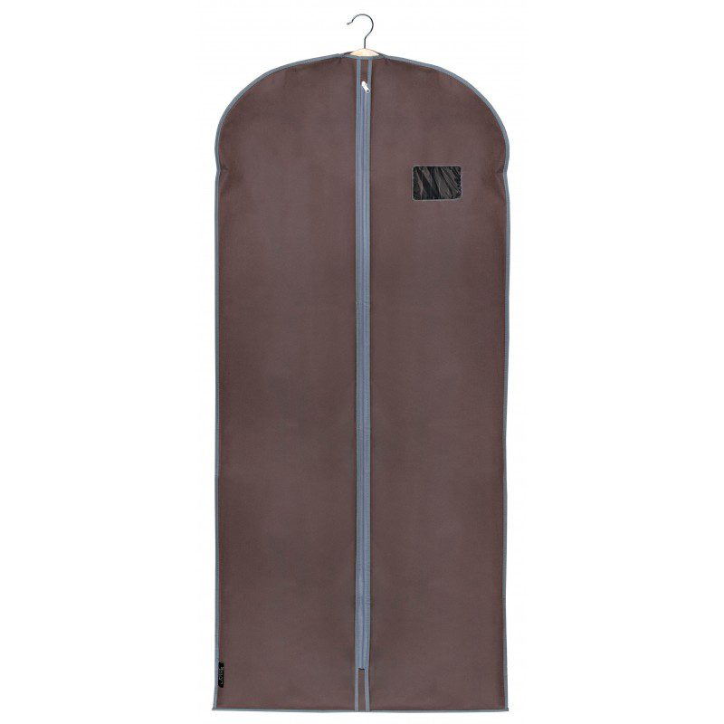 Domopak Living Non Woven Garment Dress Cover Bag - Plain Brown