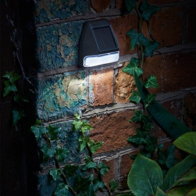 Smart Garden Super Bright Wall Fence & Post Light