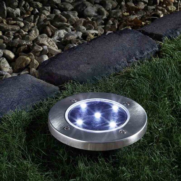 Smart Garden Solar Up Light 3 Pack