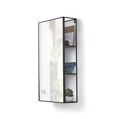 Umbra Cubiko Mirror & Storage Unit