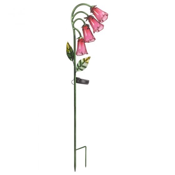 Smart Solar Foxglove Stake Light
