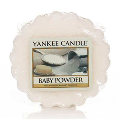 Yankee Wax Melt - Baby Powder