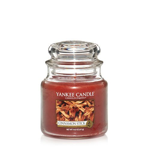 Yankee Medium Jar Candle - Cinnamon Stick