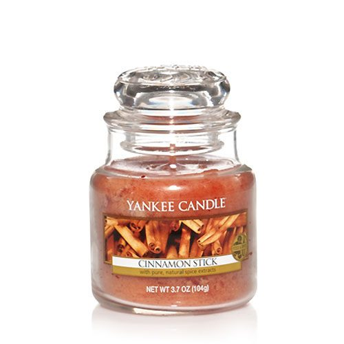 Yankee Small Jar Candle - Cinnamon Stick