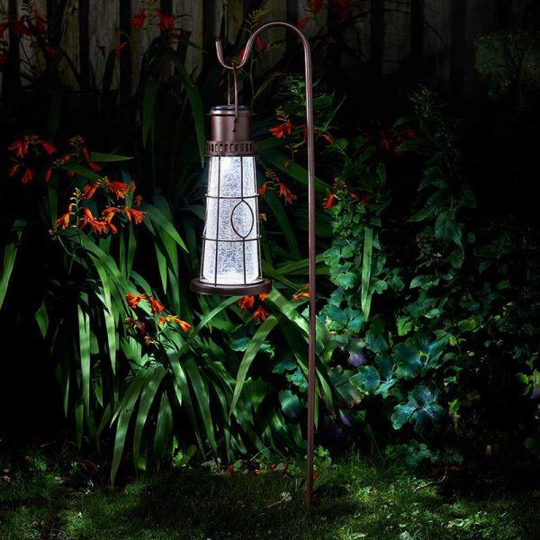 Smart Garden Lighthouse Lantern