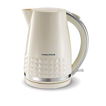 Morphy Richards Dimensions Jug Kettle 1.5L Cream