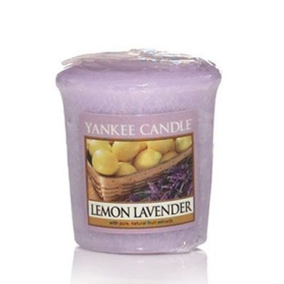 Yankee Votive Candle - Lemon Lavender