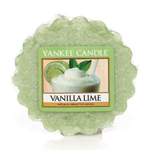 Yankee Wax Melt - Vanilla Lime
