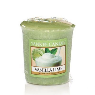 Yankee Votive Candle - Vanilla Lime