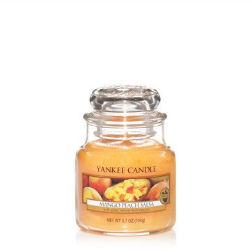 Yankee Small Jar Candle - Mango Peach Salsa