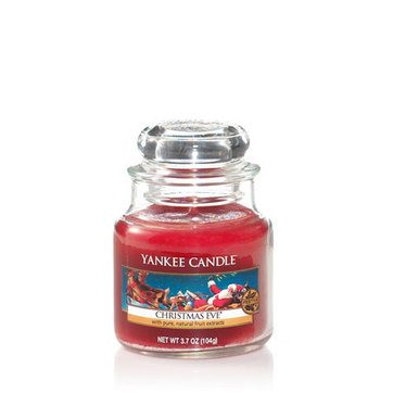 Yankee Small Jar Candle - Christmas Eve