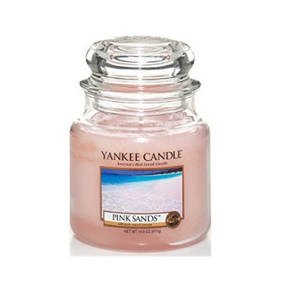 Yankee Small Jar Candle - Pink Sands