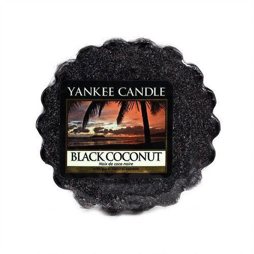 Yankee Wax Melt - Black Coconut