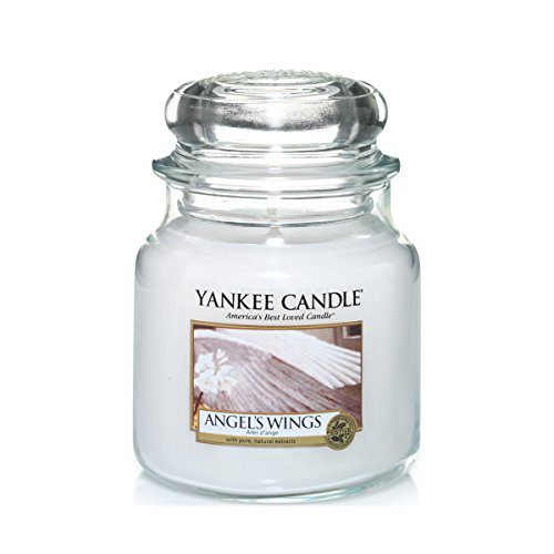 Yankee Medium Jar Candle - Angel's Wings