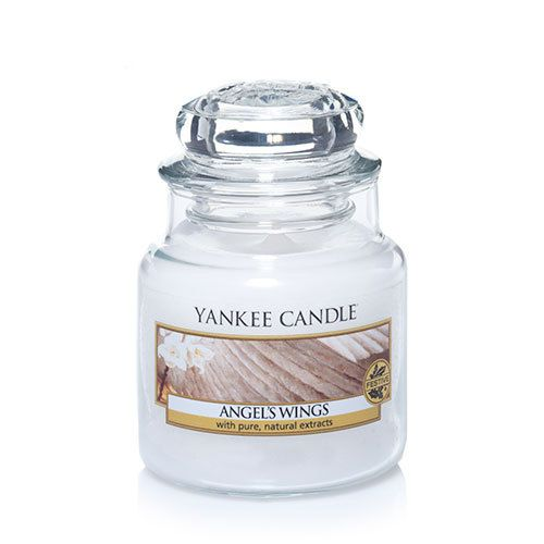 Yankee Small Jar Candle - Angel's Wings
