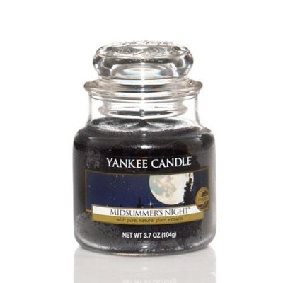 Yankee Small Jar Candle - Midsummer's Night