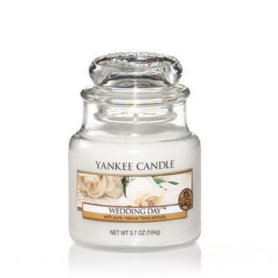 Yankee Small Jar Candle - Wedding Day