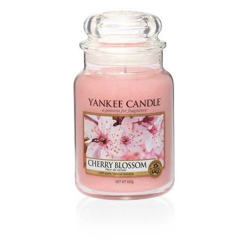 Yankee Large Jar Candle - Cherry Blossom