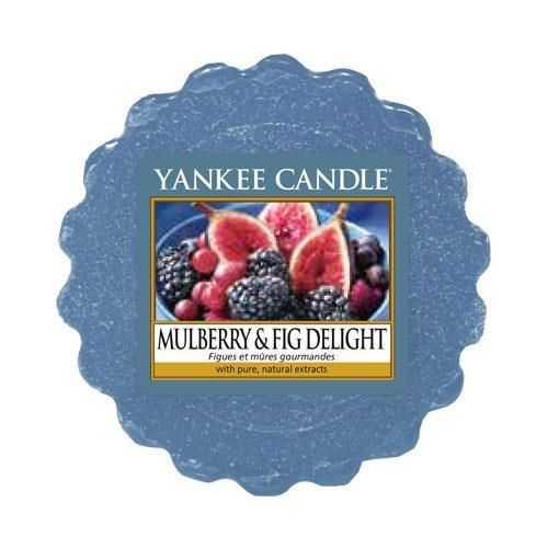 Yankee Wax Melt - Mulberry & Fig Delight