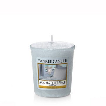 Yankee Votive Candle - A Calm & Quiet Place