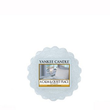 Yankee Wax Melt - A Calm & Quiet Place
