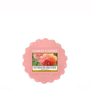 Yankee Wax Melt - Sun-Drenched Apricot Rose