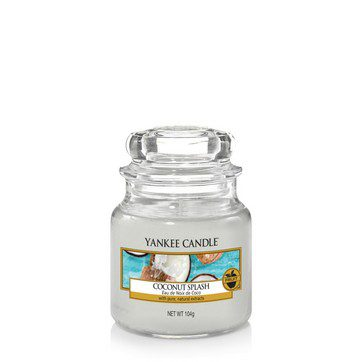 Yankee Small Jar Candle - Coconut Splash