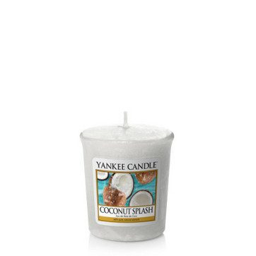 Yankee Votive Candle - Coconut Splash