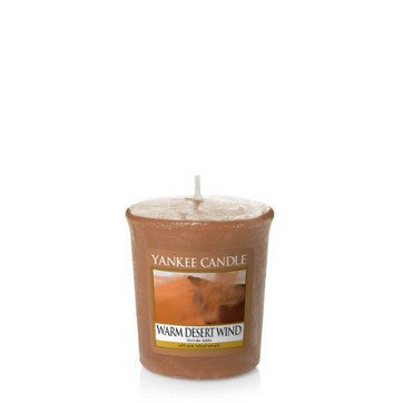 Yankee Votive Candle - Warm Desert Wind