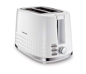 Morphy Richards Dimensions 2 Slice Toaster White