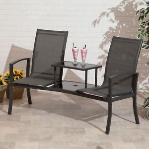 Suntime Havana Charcoal Duo Seat