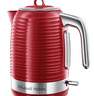 Russell Hobbs Inspire Red Kettle