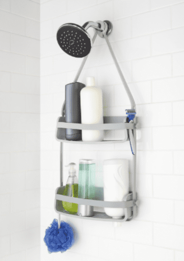 Umbra FLEX Shower Caddy - Grey