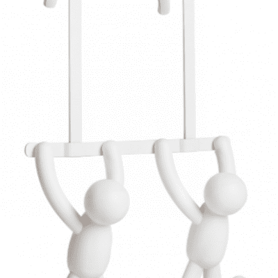 Umbra BUDDY Over the Door Hook - White