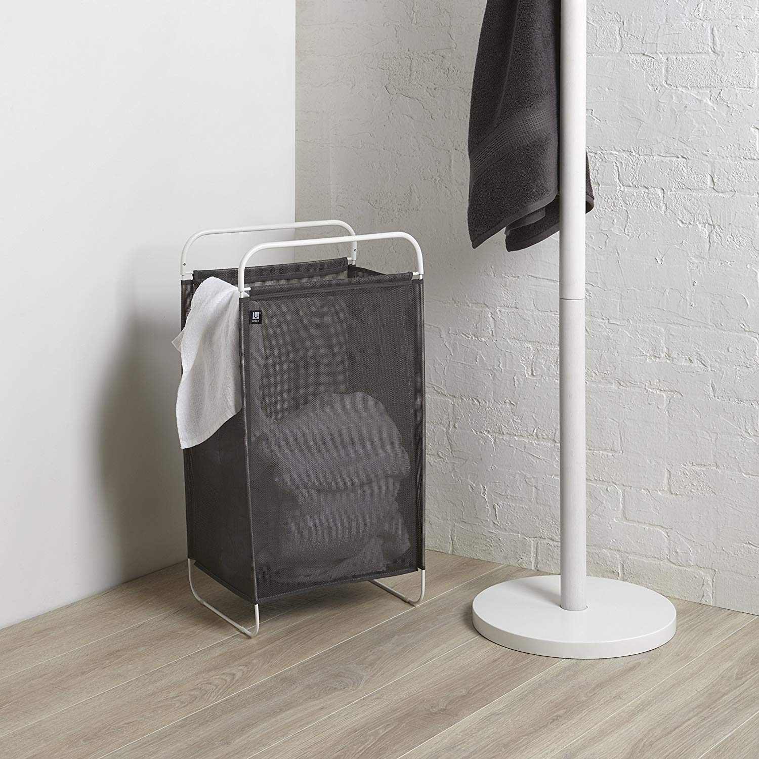 Umbra CINCH Laundry Hamper - Grey
