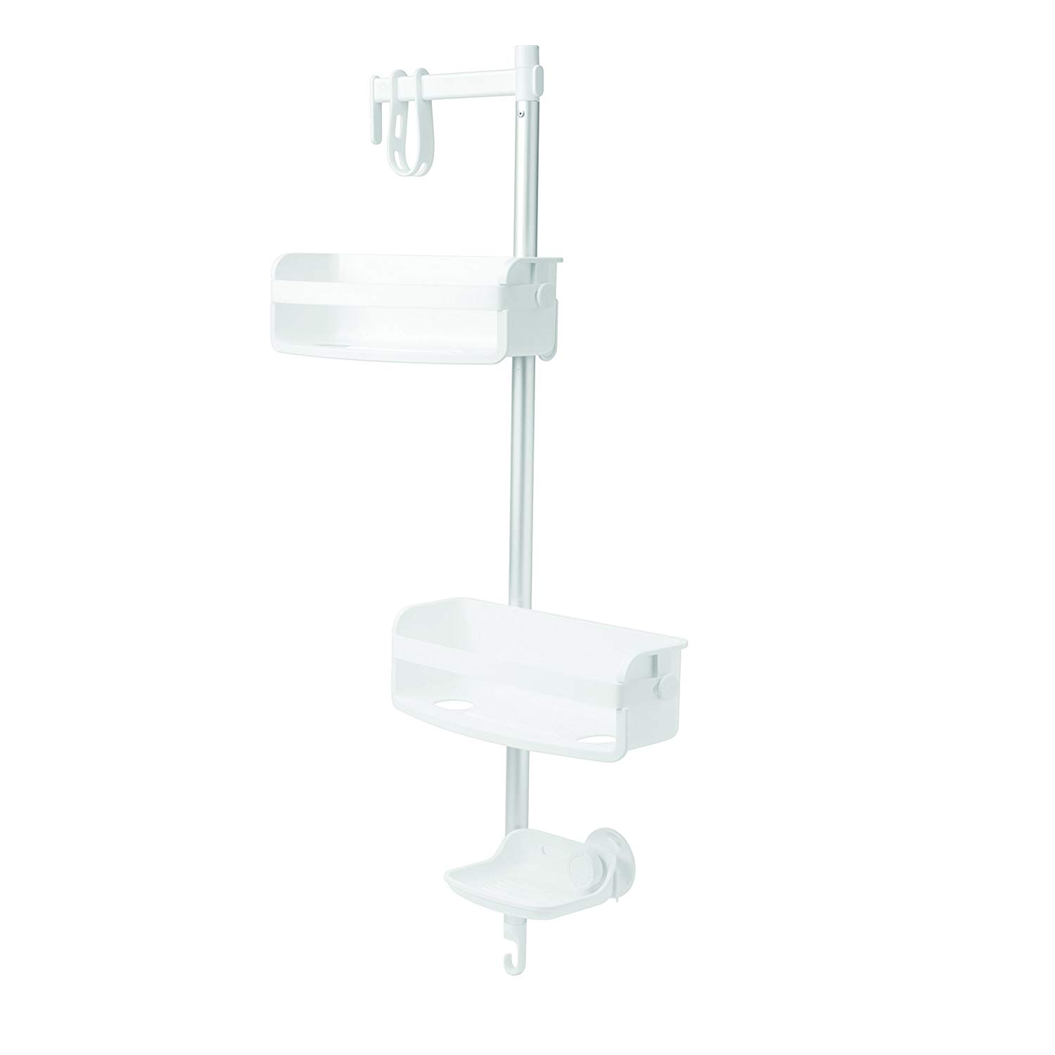 Umbra Flipside Flex Pole Shower Caddy