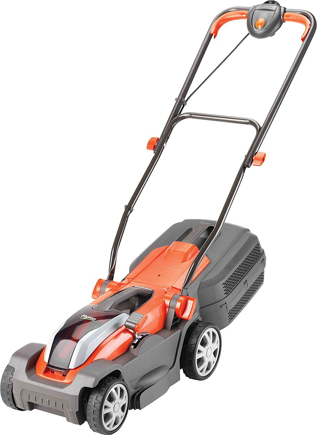 Flymo Mighti-Mo 300 Li Cordless Battery Lawnmower, 40 V