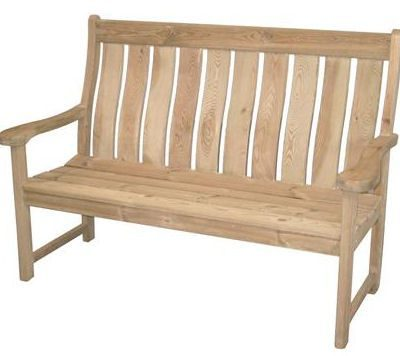Alexander Rose Farmers Bench Pine 5ft