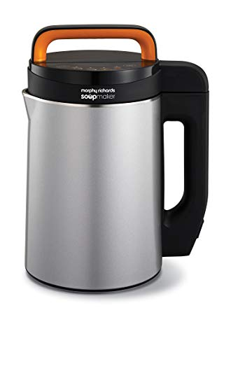 Morphy Richards Stainless Steel Soup Maker