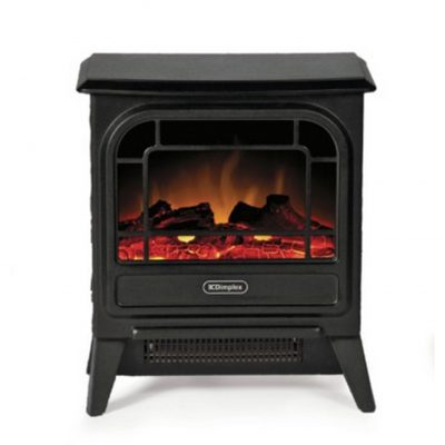 Dimplex 1.2kW Electric Freestanding Micro-Stove - Black