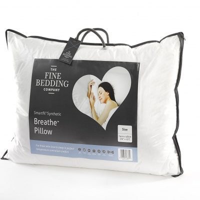 Fine Bedding Breathable Pillow