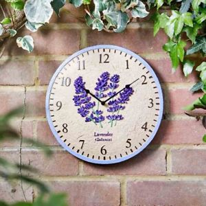 Smart Garden Lavender Clock