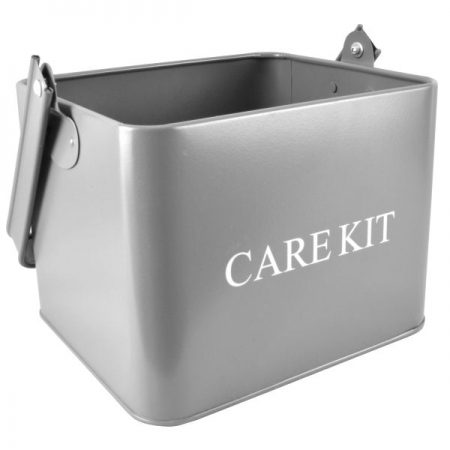 Manor Care Kit Box - Grey