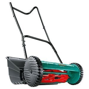 Bosch AHM38G Hand Push Cylinder Lawnmower