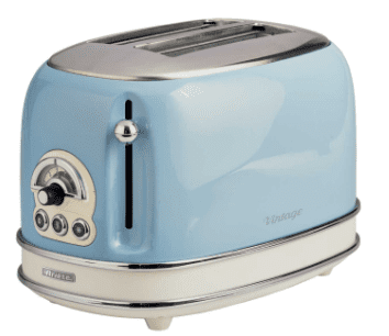 Ariete 2 Slice Toaster Blue