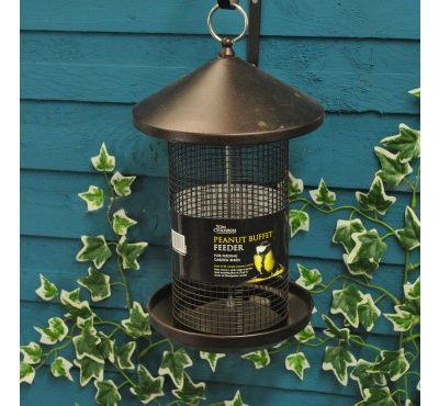 Tom Chambers Copper Peanut Feeder