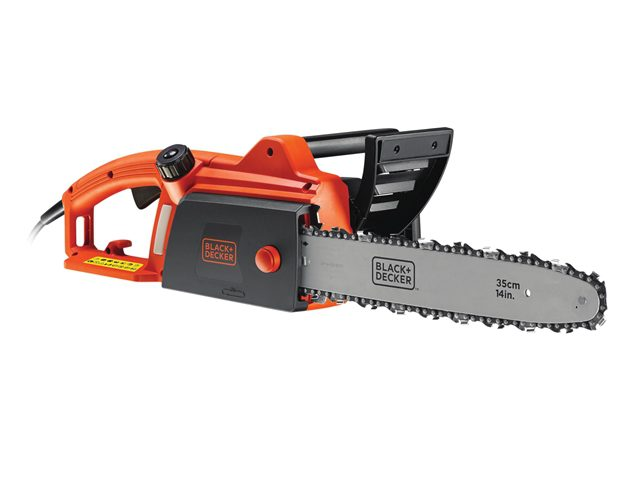 Black & Decker Corded Chainsaw 35cm Bar 1800W 240V