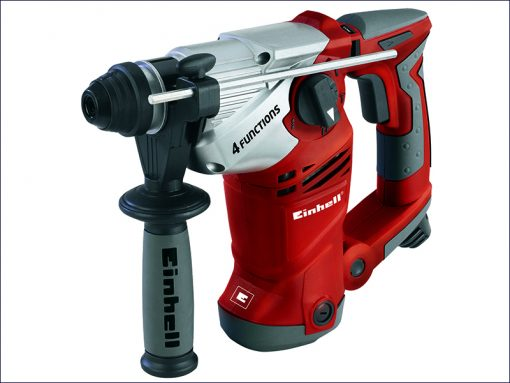 Einhell RT-RH26 SDS Plus Rotary Hammer Drill 4 Function 900W 240V
