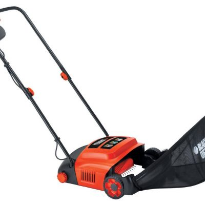 Black & Decker Lawnraker 30cm 600w